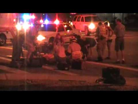 Lake Havasu City, AZ - ATV Accident on Sept 18th, 2013 at 8:40 PM