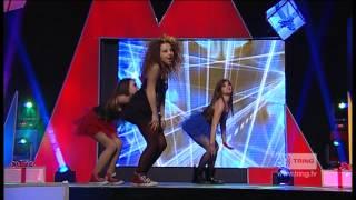 The MAMs  Finale 2012  Pyblikisht  Performanca nga