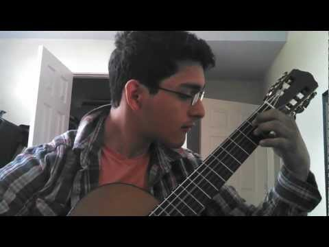 Andres Segovia - Segovia Study No 1