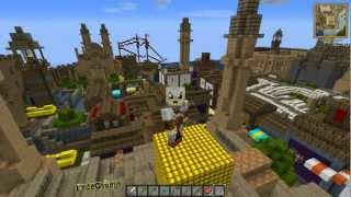 Mapa Parkour Constantinopla & TeXture Pack G'S SM HD para Minecraft - Assassins Creed