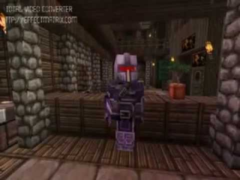 Minecraft ผจญภัยแมพ Wrath of the Fallen EP 1