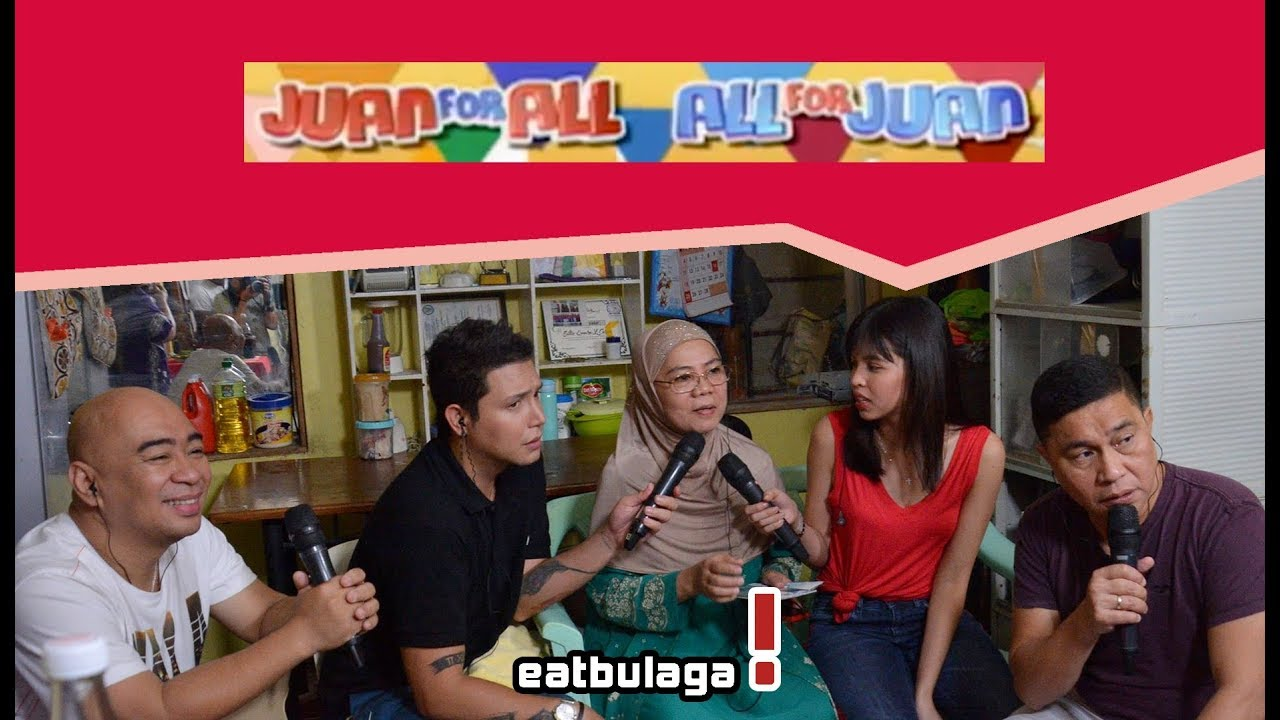 Juan For All, All For Juan Sugod Bahay | February 14, 2018