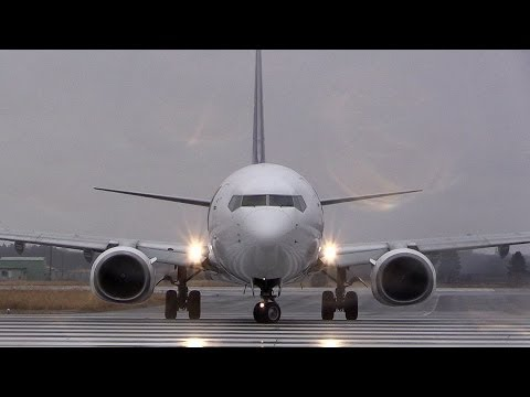 Skymark Airlines landing&takeoff Boeing 737 JA737M ibaraki Airport 茨城空港