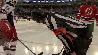 NHL Referee Wes McCauley Wears GoPro