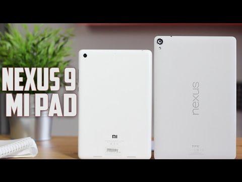 Google Nexus 9 vs Xiaomi Mipad