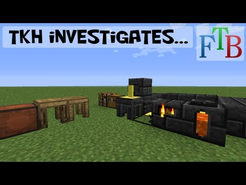 FTB 1.5.2 - Tinker's Construct Tutorial: Getting Started