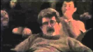 George Lucas's reaction to Episode 1