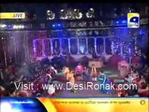 MAriyam Ali Hussain - Latthay di chaadar live on The Sahir Show...