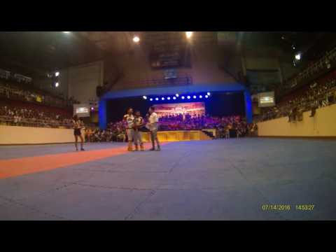 KNCHS Crowned Maroons interview- 2016 Mindanao Wide All-Star T'nalak Cheerdance Competition