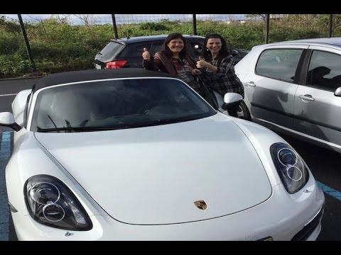 Cristiano Ronaldo regala un Porsche a su madre