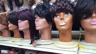 Vlog/Beauty Supply Store(Wigs, hair, weaves, oh my!)