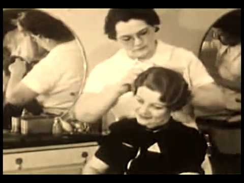 The 1930s Beauty Salon