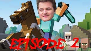 Minecraft   Fucking Chok!   Episode 2 - Casper Spiller
