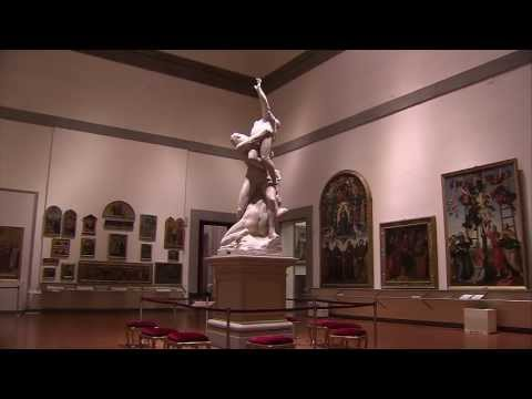 Giambologna's The Rape of the Sabine Women