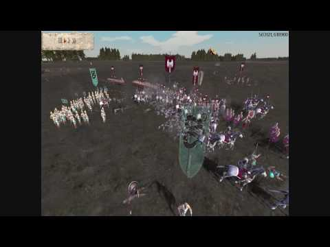 Rome Total War Online Battle #1612: Thrace vs Germania
