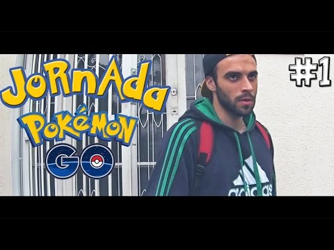 CAPTURANDO POKEMON NA AV. PAULISTA (SP) | JORNADA POKEMON GO #1 #1