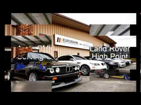 Eurobahn Motorsports BMW-MINI Mercedes-Benz - Magazine cover