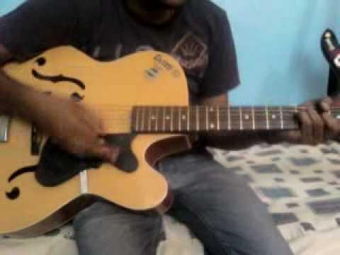Hum aapke hai kaun- Chords and Lead Guitar lesson