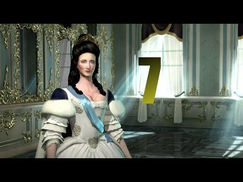 Civilization 5 Brave New World Multiplayer as Russia - Episode 7 : It's Dinner Time, Cam!