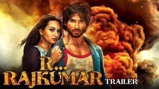 Rambo Rajkumar - R...Rajkumar - Official Theatrical Trailer | Shahid Kapoor, Sonakshi Sinha, Sonu Sood