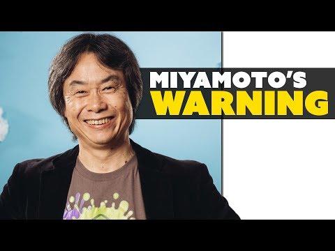 Miyamoto's Warning to Greedy Developers