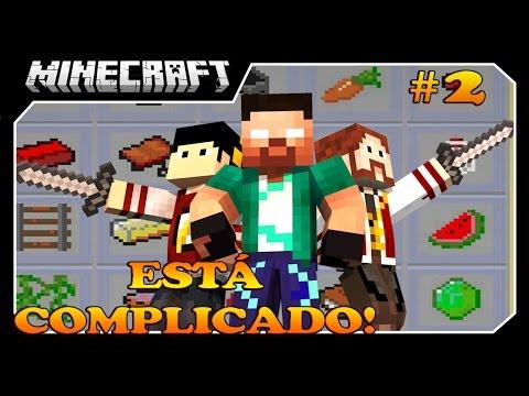 Minecraft - BINGO!! ESTÁ TENSO :O #2
