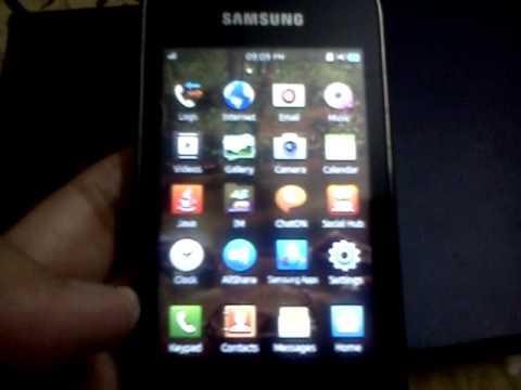 Samsung Wave Y (GT S5380K)