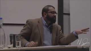 Reconstructing the Muslim Mind - Oxford University ~ Dr. Yasir Qadhi | 1st February 2015