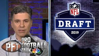 Could no draft benefit rookies, NFL? | Pro Football Talk | NBC Sports