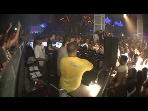 Dj Fasta ft. Alvaro-Tropa Da elite played @ Harder's Plaza Video