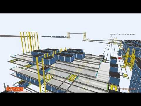 Alpla - Transfer System - simulation project - SimConseils.fr