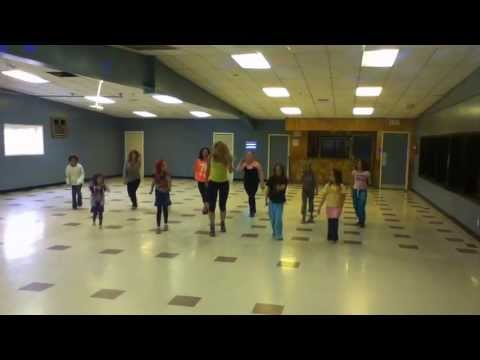 Wings - Wow Girls Zumba - Zumbatomcis video