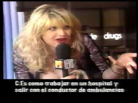 Madonna interrumpida por Courtney Love: MTV VMAs '95