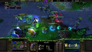 TH000(NE) vs eer0(120)(UD) - Warcraft 3: Reforged (Classic) - RN4405
