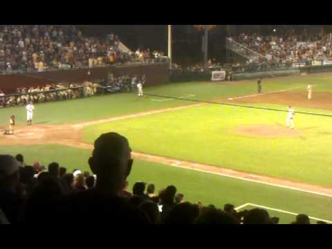 FSU vs Stanford Baseball Super Regional 2012