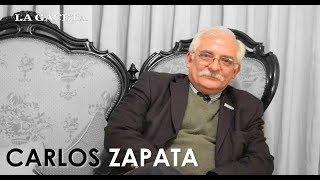MI LUGAR: ¿Quién es Carlos Zapata?