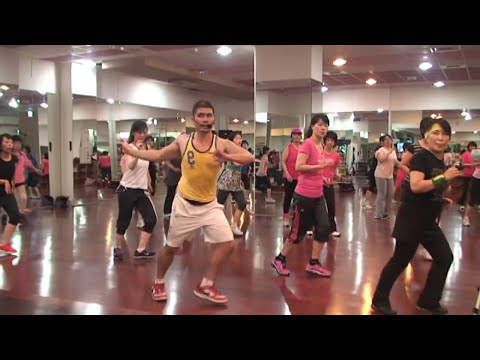 Chicharron(Mega Mix 24) / ZUMBA® WITH HOWARD [HD]