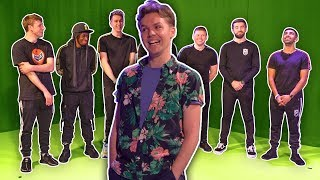 STRANGERS ROAST THE SIDEMEN - JOE (UNCUT)