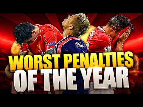 WORST PENALTIES OF THE YEAR