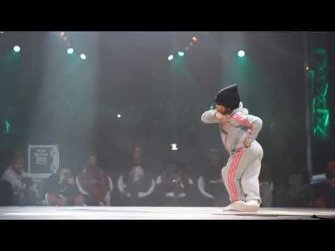 B-GIRL TERRA (6 Years Old) Vs B-BOY LEELOU (Best Version)