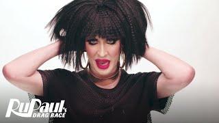 Drag Makeup Tutorial: Detox