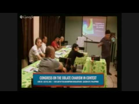 Congress on Oblate Charism in Context (Day 2 - Manila, PHL)