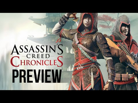 Assassin's Creed Chronicles Preview