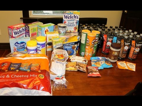 Walmart, Kroger, Walgreens & Full Circle Market (Health Food Store) Haul 7/1/15