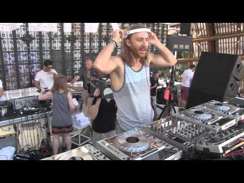 David Guetta from Radio 1 in Ibiza HD   YouTube 720p