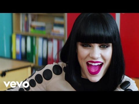 Jessie J - Whos Laughing Now
