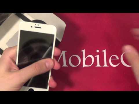 Topaz Vetro Temperato COMPLETO per iPhone 6 e 6s - MobileOS.it