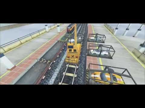 Train Transport Simulator - Android Game Play from TIMUZ