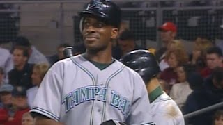 TB@SD: McGriff hits his final career homer, No. 493