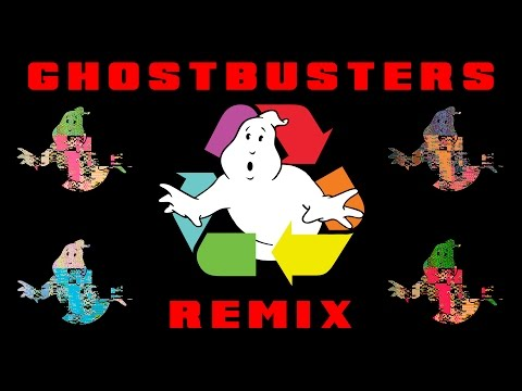 Miniatura del vídeo Ghostbusters (Eclectic Method Remix)
